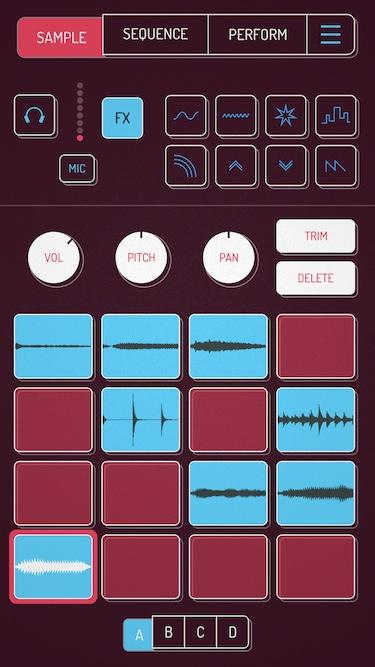 elf audio - Koala Sampler for iOS
